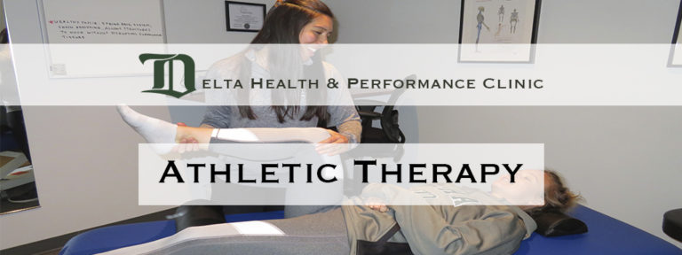 Web header - athletic therapy