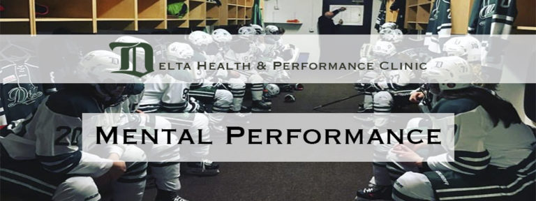 Web header - mental performance