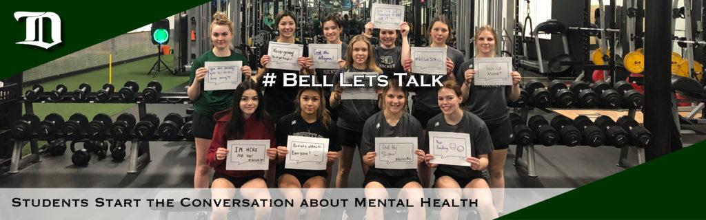 Web header - Bell Lets Talk