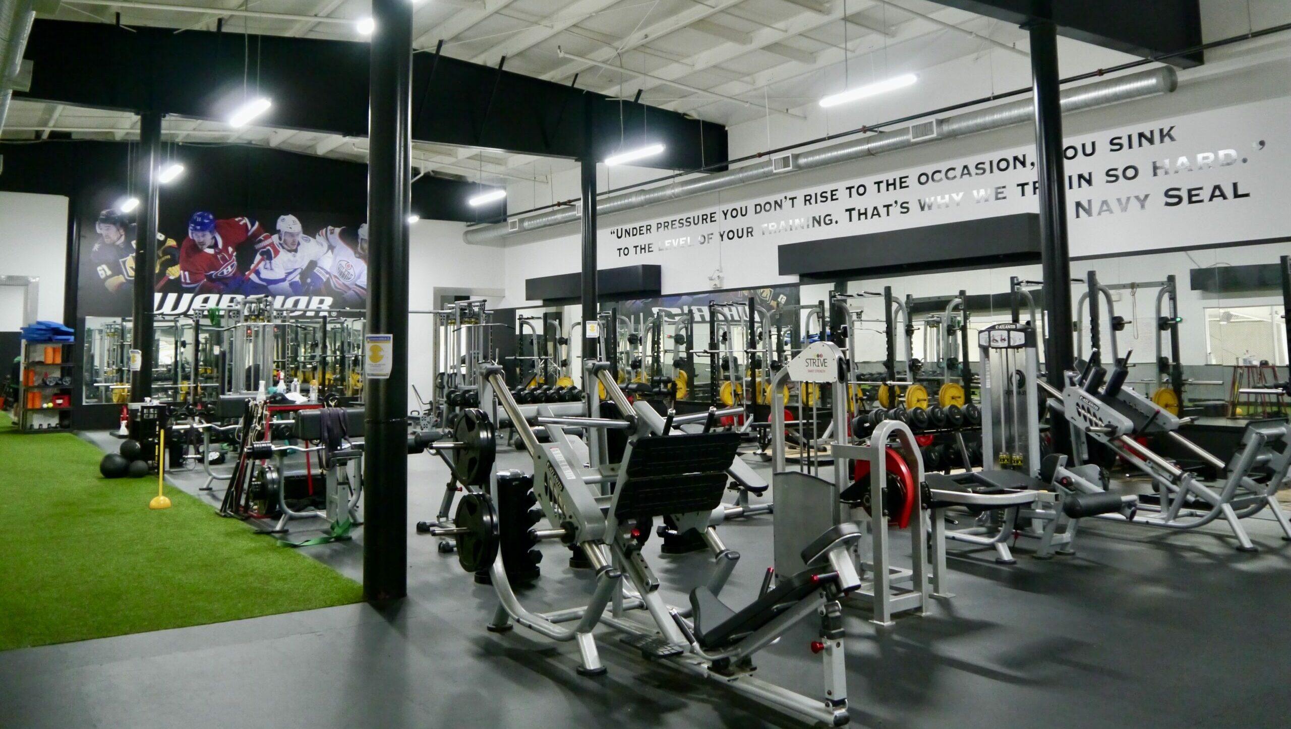 Warrior Gym copy