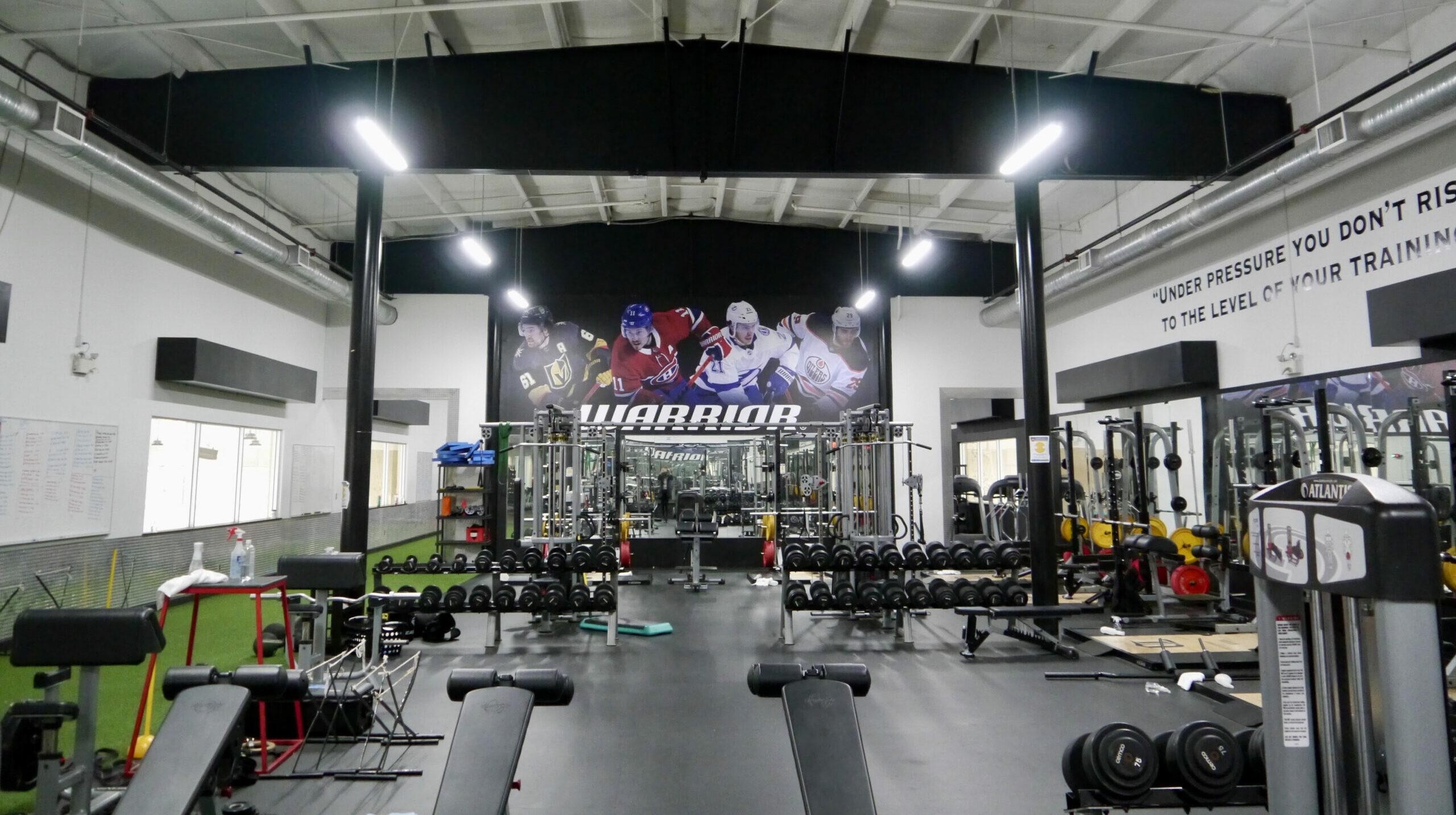 Warrior gym 2