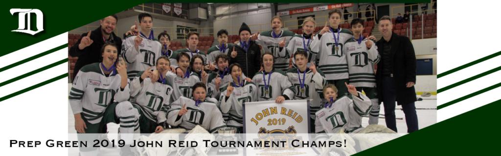 Web header - John Reid Tournament Champs 2019